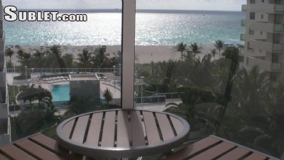Image 2 furnished Studio bedroom Apartment for rent in South Beach, Miami Area