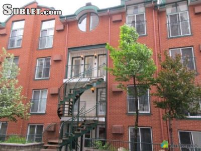 Image 1 unfurnished 1 bedroom Apartment for rent in Downtown, Montreal Area