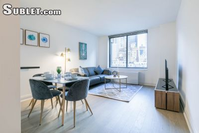Image 2 furnished 1 bedroom Apartment for rent in Murray Hill, Manhattan