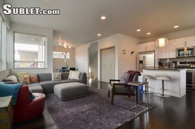 Image 3 furnished 3 bedroom House for rent in Fremont, Seattle Area