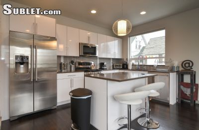 Image 4 furnished 3 bedroom House for rent in Fremont, Seattle Area