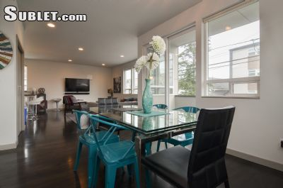 Image 7 furnished 3 bedroom House for rent in Fremont, Seattle Area