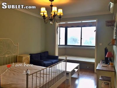 Image 1 furnished 1 bedroom Apartment for rent in Xuhui, Shanghai Proper