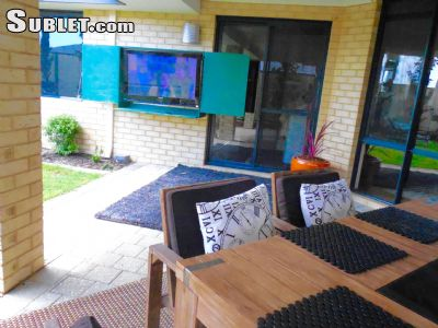 Image 5 furnished 4 bedroom House for rent in Fremantle, Perth Metro