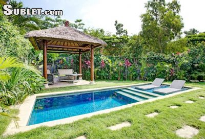 Image 1 either furnished or unfurnished 1 bedroom Apartment for rent in Badung, Bali