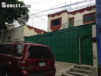 Image 6 Furnished room to rent in Alvaro Obregon, Mexico City 5 bedroom Dorm Style