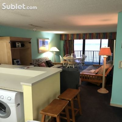 Image 3 furnished 2 bedroom Apartment for rent in Myrtle Beach, Horry County