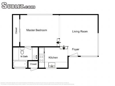 Image 10 furnished 1 bedroom House for rent in Santa Barbara, Santa Barbara County