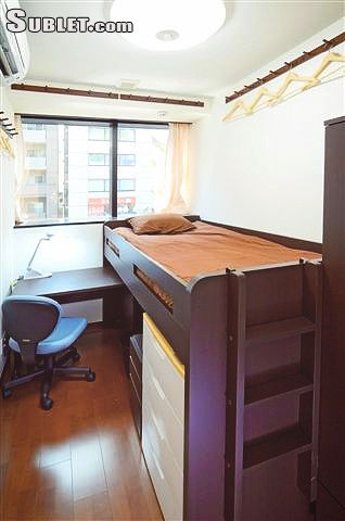 Image 1 Furnished room to rent in Shibuya, Tokyo 5 bedroom Dorm Style