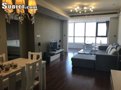 Image 1 furnished 1 bedroom Apartment for rent in Chaoyang, Beijing Inner Suburbs