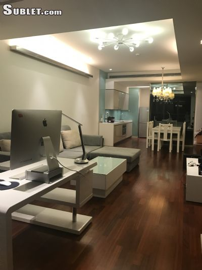 Image 2 furnished 1 bedroom Apartment for rent in Chaoyang, Beijing Inner Suburbs