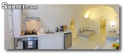 Image 6 furnished 2 bedroom House for rent in Santorini, Cyclades