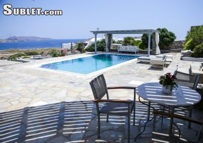 Image 2 furnished 5 bedroom House for rent in Mykonos, Cyclades