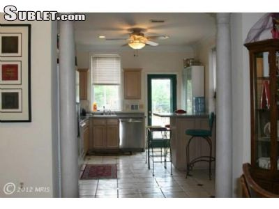 Image 5 either furnished or unfurnished 1 bedroom Townhouse for rent in Columbia Hts-Shaw, DC Metro