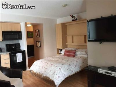 Image 3 furnished Studio bedroom Apartment for rent in North York City Centre, North York