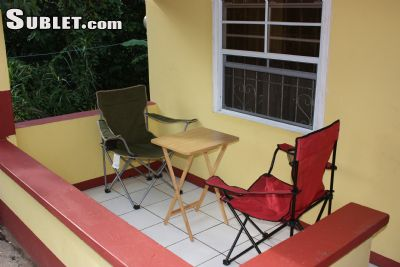 Image 1 furnished 1 bedroom Apartment for rent in Saint Andrew, Grenada