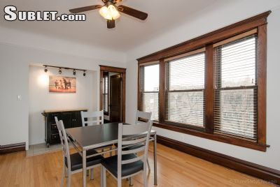 Image 4 furnished 2 bedroom Apartment for rent in Lakeview, North Side