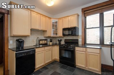 Image 5 furnished 2 bedroom Apartment for rent in Lakeview, North Side