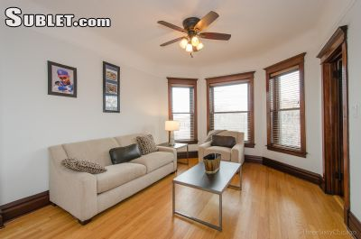 Image 6 furnished 2 bedroom Apartment for rent in Lakeview, North Side
