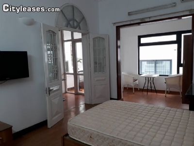 Image 1 furnished 1 bedroom Apartment for rent in Ba Dinh, Ha Noi