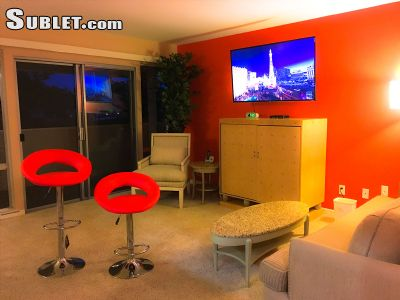 Image 4 furnished 1 bedroom Apartment for rent in Paradise, Las Vegas Area