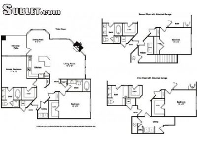 Image 1 either furnished or unfurnished 2 bedroom Apartment for rent in Englewood, Arapahoe County