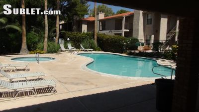 Image 3 furnished 2 bedroom Apartment for rent in Spring Valley, Las Vegas Area