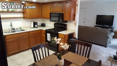 Image 4 furnished 2 bedroom Apartment for rent in Spring Valley, Las Vegas Area
