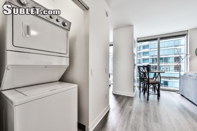 Image 9 furnished 1 bedroom Apartment for rent in Near North, Downtown