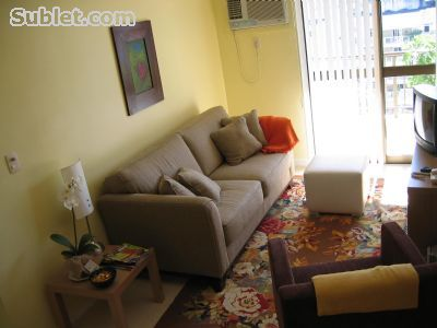 Image 5 furnished 2 bedroom Apartment for rent in Ipanema, Rio De Janeiro City