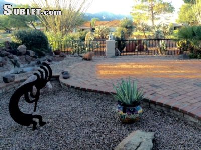Image 2 furnished 2 bedroom House for rent in Pima (Tucson), Old West Country