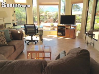 Image 4 furnished 2 bedroom House for rent in Pima (Tucson), Old West Country