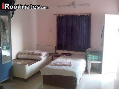 Image 1 Furnished room to rent in Vadodara, Gujarat 2 bedroom Apartment
