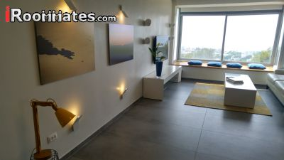 Image 1 Furnished room to rent in Ramat Golda, Haifa 3 bedroom Apartment