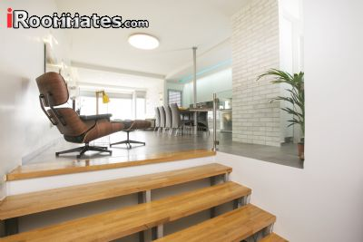 Image 2 Furnished room to rent in Ramat Golda, Haifa 3 bedroom Apartment