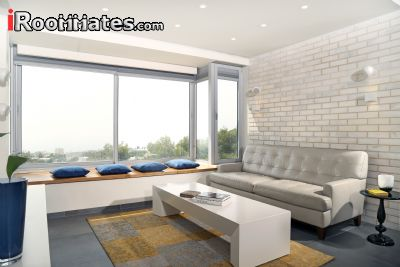 Image 3 Furnished room to rent in Ramat Golda, Haifa 3 bedroom Apartment