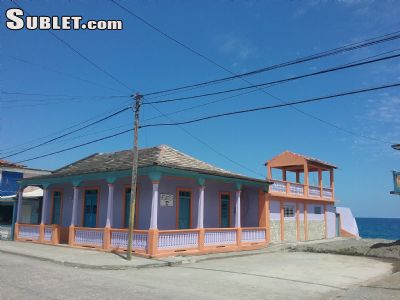 Image 1 Furnished room to rent in Baracoa, Guantanamo 1 bedroom House