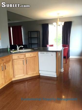 Image 4 furnished 2 bedroom Townhouse for rent in Oswego, Kendall County