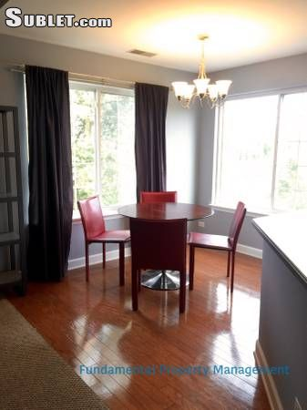 Image 5 furnished 2 bedroom Townhouse for rent in Oswego, Kendall County
