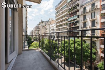 Image 10 either furnished or unfurnished 4 bedroom Apartment for rent in Recoleta, Buenos Aires City