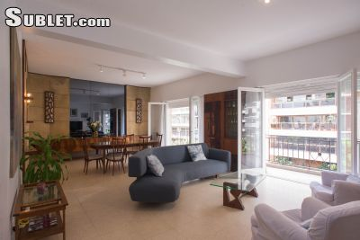 Image 2 either furnished or unfurnished 4 bedroom Apartment for rent in Recoleta, Buenos Aires City