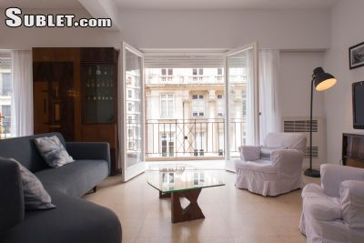 Image 4 either furnished or unfurnished 4 bedroom Apartment for rent in Recoleta, Buenos Aires City