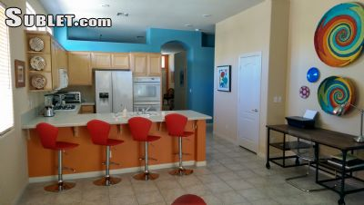 Image 6 furnished 3 bedroom House for rent in Summerlin, Las Vegas Area