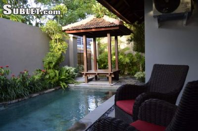Image 1 furnished 3 bedroom House for rent in Badung, Bali