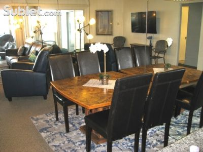 Image 2 furnished 2 bedroom Apartment for rent in Mission Beach, Northern San Diego