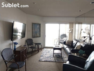 Image 3 furnished 2 bedroom Apartment for rent in Mission Beach, Northern San Diego