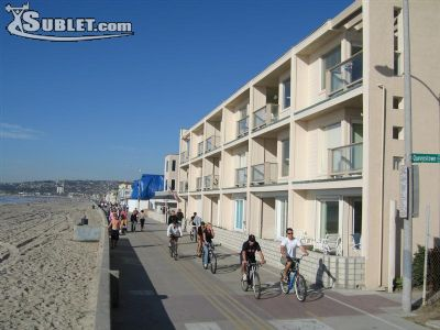 Image 5 furnished 2 bedroom Apartment for rent in Mission Beach, Northern San Diego