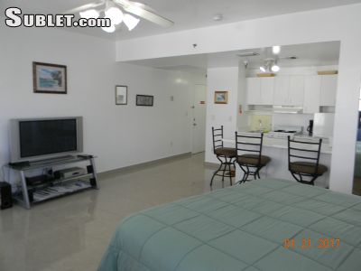 Image 3 furnished Studio bedroom Apartment for rent in South Beach, Miami Area