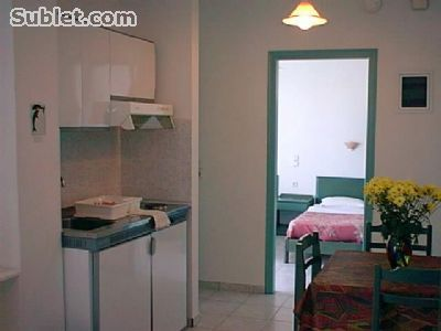 Image 2 furnished 1 bedroom Apartment for rent in Agios Nikolaos, Lasithi
