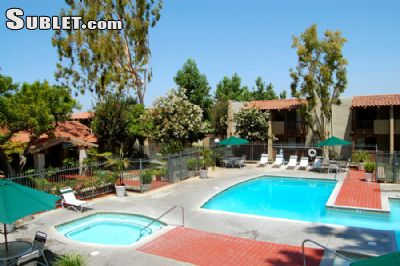 Image 1 either furnished or unfurnished 1 bedroom Apartment for rent in Anaheim, Orange County